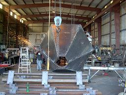 Home metal fabrication projects